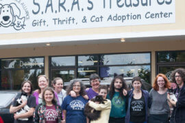 Swag and Donations for Animal Charity: Shelter Animal Resource Alliance