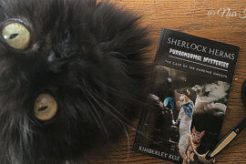 Pawsitively a Thrill: Sherlock Herms and the Case of the Dancing Ghosts